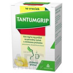 TANTUMGRIP s citrónovou príchuťou