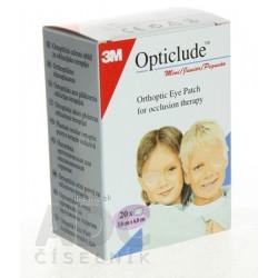 3M Opticlude Standard Mini Očná náplasť [SelP]