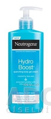 NEUTROGENA Hydro Boost Ultrahydratačný telový krém