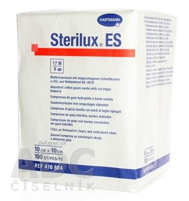 STERILUX ES kompres nesterilný