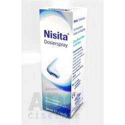 Nisita nosový sprej