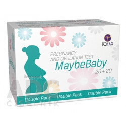 MaybeBaby strip Double Pack