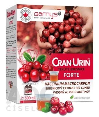 Barny's CRAN-URIN FORTE