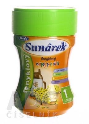 Sunárek instantný nápoj feniklový