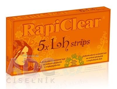 RapiClear 5 x Lh strips