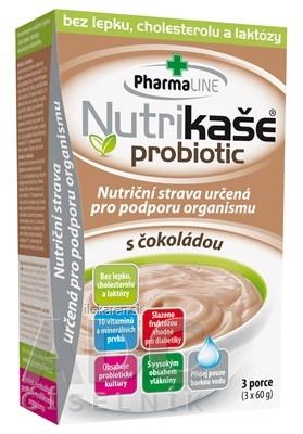 Nutrikaša probiotic - s čokoládou