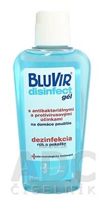 BLUVIR Disinfect gél