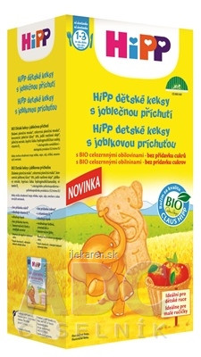 HiPP BIO Detské keksy