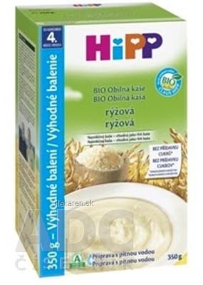 HiPP BIO Obilná KAŠA ryžová