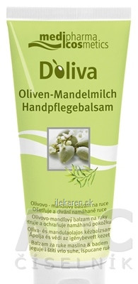 DOLIVA OLIVOVO-MANDĽOVÝ balzam na ruky