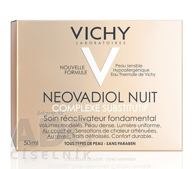 VICHY Neovadiol NUIT Compensating complex