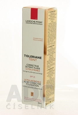 LA ROCHE-POSAY TOLERIANE FDT FLUID 11 MAKE-UP
