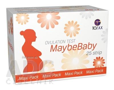 MaybeBaby strip Maxi Pack