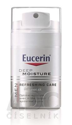 Eucerin MEN hĺbkovo hydratačný krém pre mužov