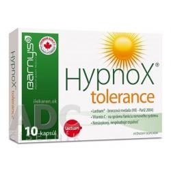 Barny's HypnoX tolerance