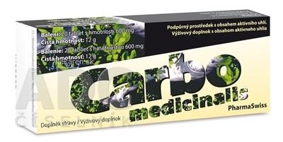 CARBO MEDICINALIS