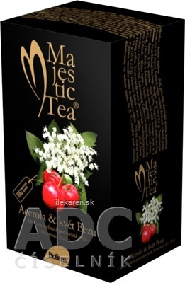 Biogena Majestic Tea Acerola & kvet Bazy