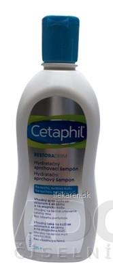 CETAPHIL Restoraderm hydratačný sprchovací šampón