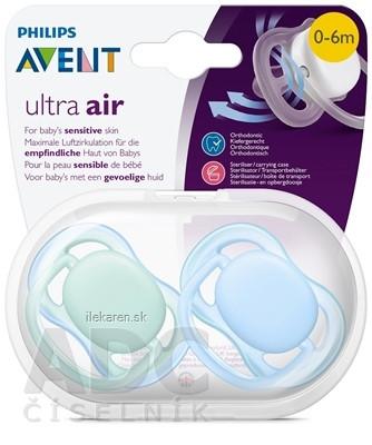 AVENT CUMLÍK 0-6M Ultra air chlapec