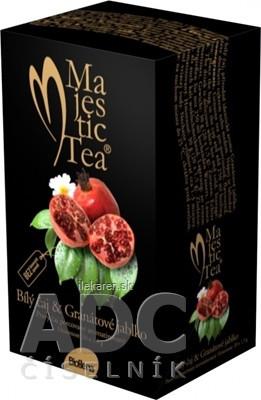 Biogena Majestic Tea Biely čaj & Granátové jablko