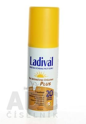 Ladival P+T PLUS SPF 20 sprej