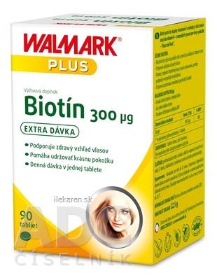 WALMARK Biotín 300 µg