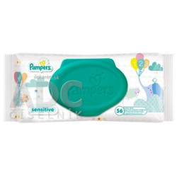 PAMPERS baby wipes SENSITIVE