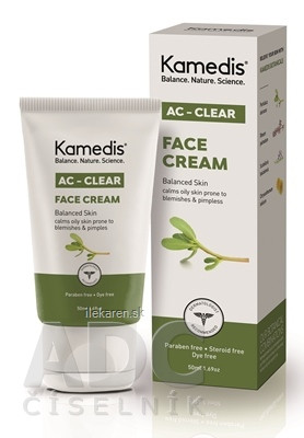 Kamedis AC-CLEAR FACE CREAM
