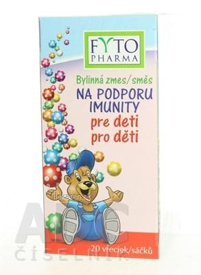 FYTO Bylinná zmes NA PODPORU IMUNITY pre deti