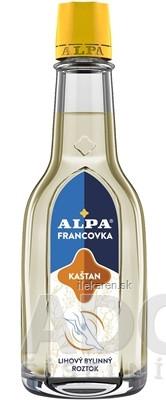 ALPA FRANCOVKA GAŠTAN