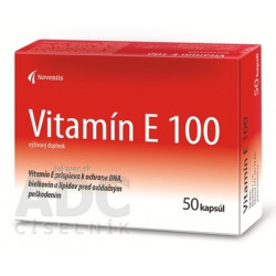 Noventis Vitamín E 100