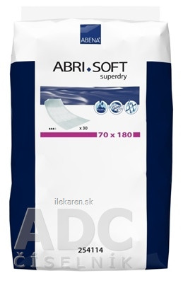 ABENA ABRI SOFT superdry 70x180 cm