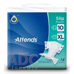 ATTENDS Slip Regular 10 XL