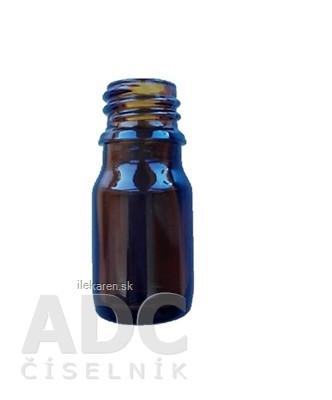 Liekovka (hnedé sklo) 5 ml GL18