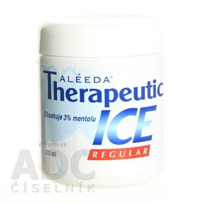 ALÉEDA Therapeutic ICE REGULAR