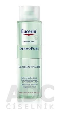 Eucerin DERMOPURE čistiaca micelárna voda