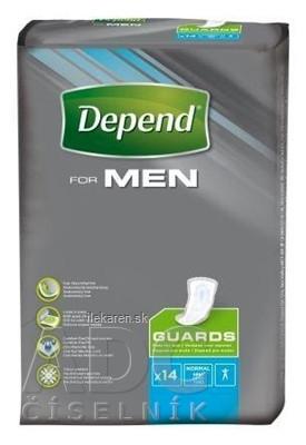 DEPEND FOR MEN