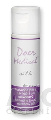 DOER MEDICAL SILK lubrikačný dermálny gél