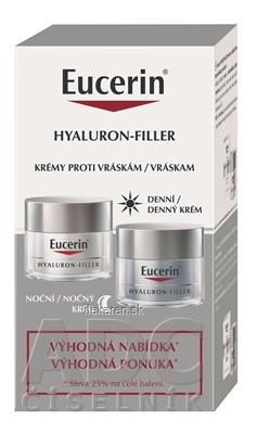 Eucerin HYALURON-FILLER krémy