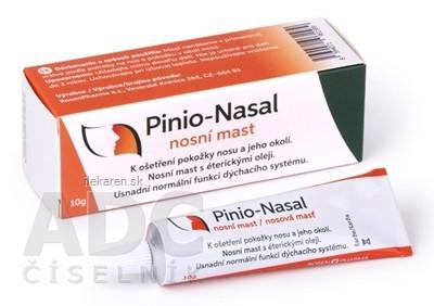 Pinio-Nasal nosová masť