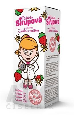Doktorka Sirupová kalciový sirup