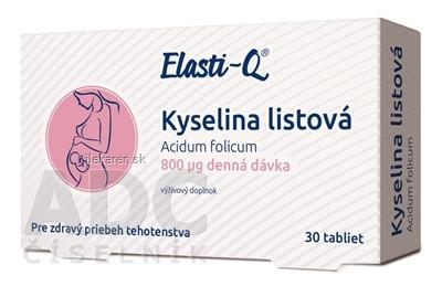 Elasti-Q KYSELINA LISTOVÁ 800 μg