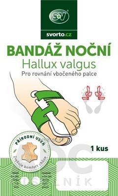 svorto BANDÁŽ NOČNÁ Hallux Valgus