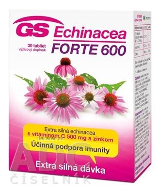GS Echinacea FORTE 600