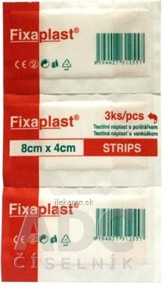 FIXAplast STRIPS náplasť