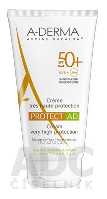 A-DERMA PROTECT AD CRÈME SPF50+