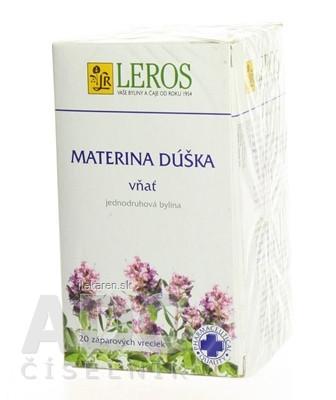 LEROS MATERINA DÚŠKA VŇAŤ