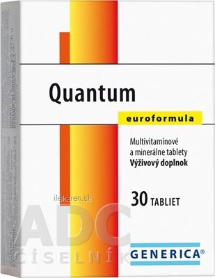 GENERICA Quantum Euroformula