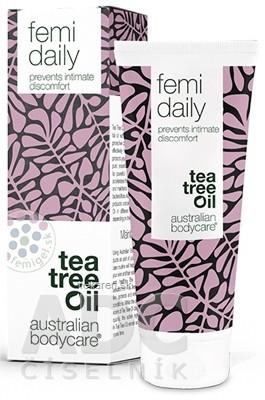 ABC tea tree oil FEMI DAILY - Denný Intim femi gél