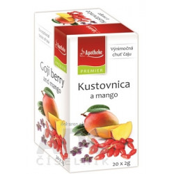 APOTHEKE PREMIER SELECTION Kustovnica a mango